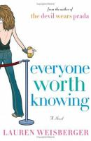 Everyone Worth Knowing