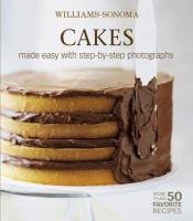 Cakes, Fillings & Frosting