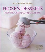 Mastering Frozen Desserts