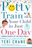 Potty Train your Child in Just One Day