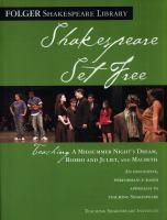 Shakespeare Set Free