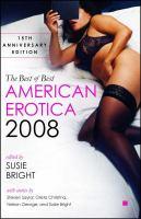 The Best of Best American Erotica
