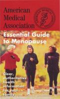 Essential Guide to Menopause