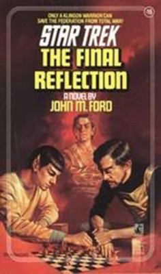 Cover image for The Final Reflection