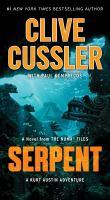 Serpent: NUMA Files Series, Book 1