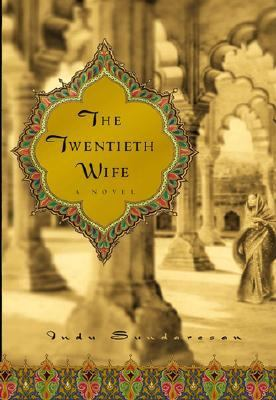 Cover image for The Twentieth Wife