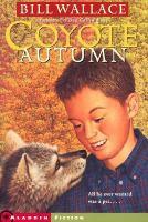 Coyote Autumn
