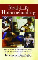 Real Life Homeschooling