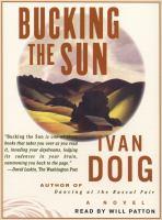 Bucking the Sun (abridged)