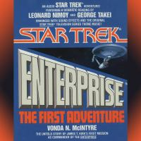 Star Trek Enterprise: the First Adventure