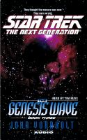 The Genesis Wave, Book 1