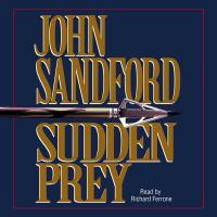 Sudden Prey (abridged)