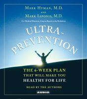 Ultraprevention (abridged)
