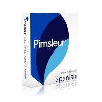 Pimsleur conversational Spanish.