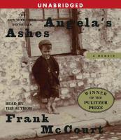 Angela's ashes [a memoir]