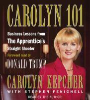 Carolyn 101 (abridged)