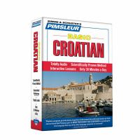 Pimsleur basic Croatian