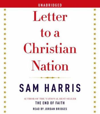 Cover image for Letter to A Christian Nation