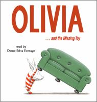 Olivia- and the Missing Toy