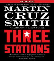 The Three Stations (CD)