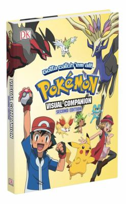 Cover image for Pokémon Visual Companion