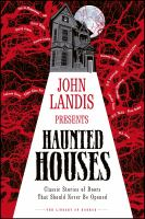 Haunted houses : classic stories of doors that should never be opened