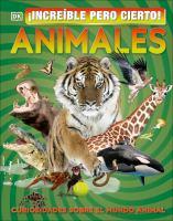 Increible pero cierto: Animales