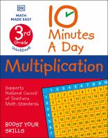 10 Minutes A Day Multiplication