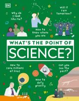 What's the Point of Science?