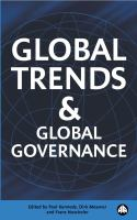 Global Trends and Global Governance