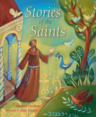 Cover image for Stories of the Saints