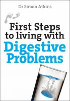First Steps to Living With Digestive Problems