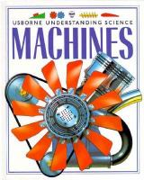 The Usborne Book of Machines That Work