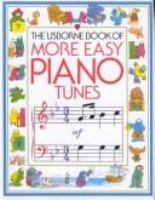 More Easy Piano Tunes