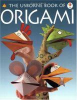 The Usborne Book of Origami