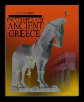 The Usborne Encyclopedia of Ancient Greece