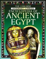 The Usborne Internet-linked Encyclopedia Of Ancient Egypt