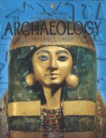 The Usborne Introduction to Archaeology