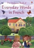 Usborne Book of Everyday Words in French