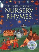 The Usborne Book of Nursery Rhymes