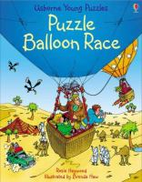 Puzzle Balloon Race
