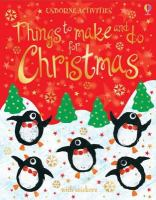 Things to Make and Do for Christmas