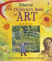 Usborne the Children's Book of Art