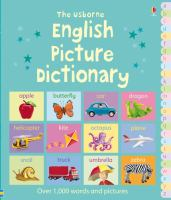 The Usborne Picture Dictionary