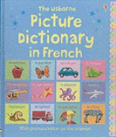 The Usborne picture dictionary in French