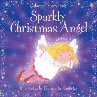 Sparkly Christmas Angel
