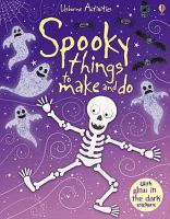 Spooky Things to Make and Do