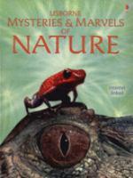 Usborne Mysteries & Marvels of Nature