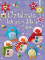 Christmas Things to Stitch and Sew
