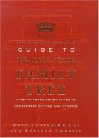 Debrett's Guide To Tracing Your Family Tree